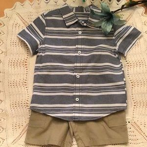Boys Outfit Set NWOT